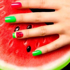 Decoració d'ungles