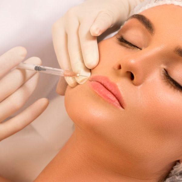 Tractament de Botox i àcid hialurònic
