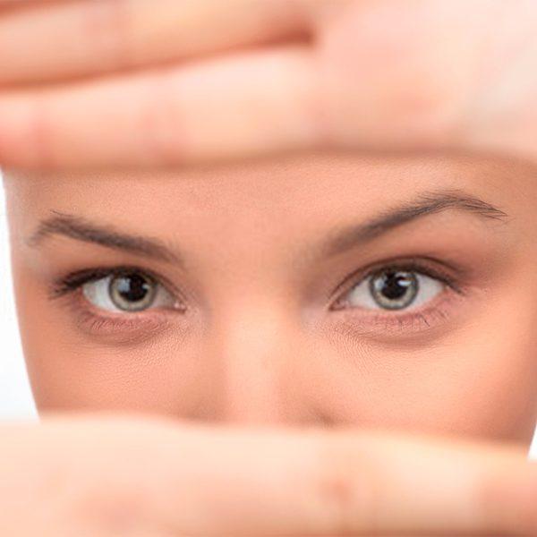 Tractament per al contorn d'ulls