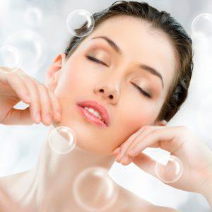 Tractament facial oxigenant