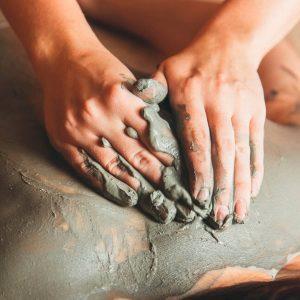 Tractament amb argila